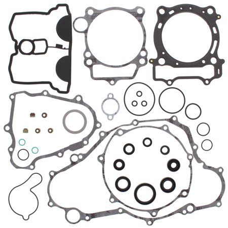 New Complete Gasket Kit w/ Oil Seals Yamaha WR450F 450cc