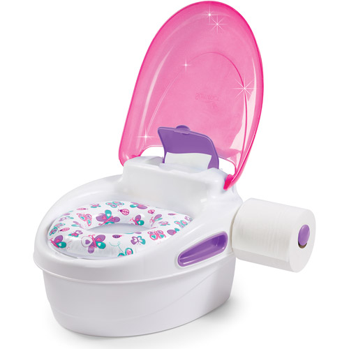 Summer Infant Step-by-Step Potty for Girls