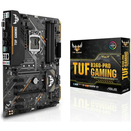 Asus Tuf B360-Pro Gaming (Wi-Fi) Motherboard - TUF B360-PRO GAMING