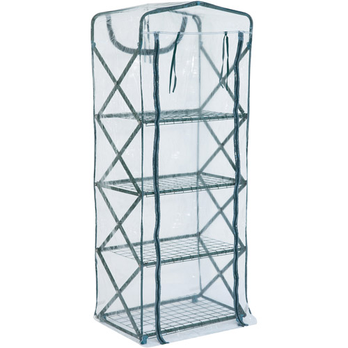 PlantTower X-Up Cover, Clear