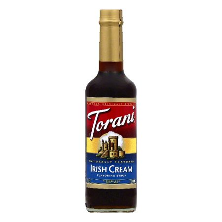Torani Irish Cream Flavoring Syrup, 12.7 OZ (Pack of 4)