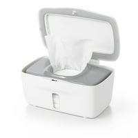 Easy Open /& Close Wet Wipe Container 1 pc, Grey Seal Design Prevent Moisture Loss Wipes Dispenser Baby Diaper Wipes Case Tissue Storage Box