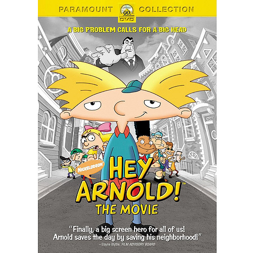 Hey Arnold! The Movie (Full Frame)