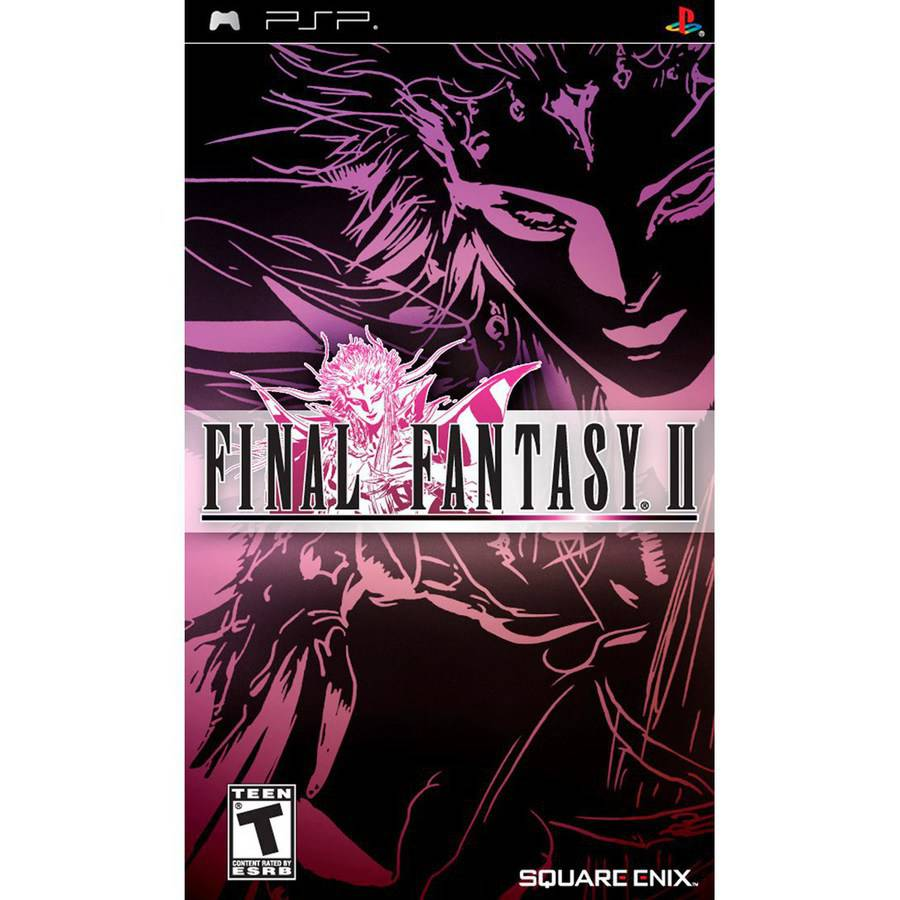 Image of Final Fantasy 2 (PSP)