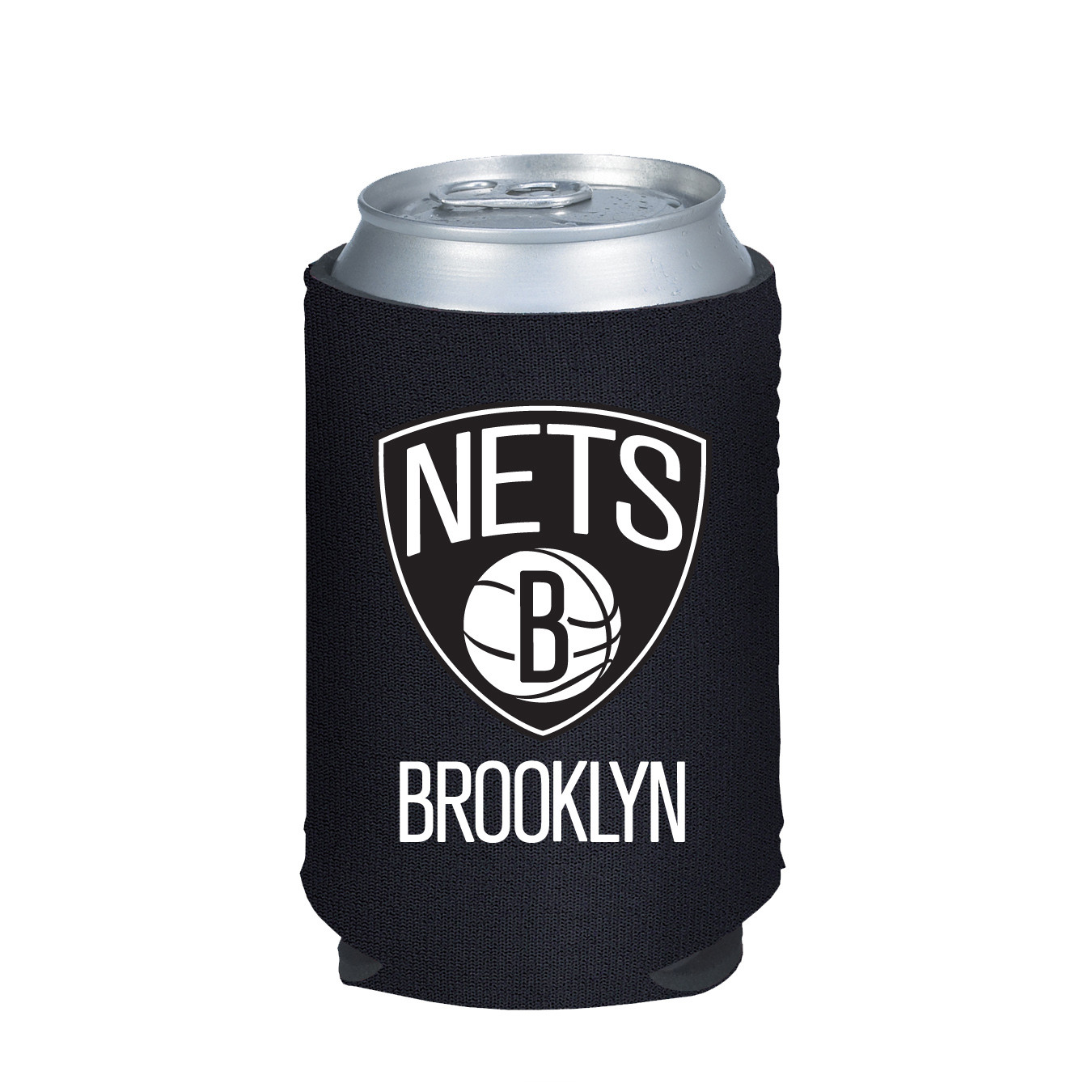 Brooklyn Nets Magnetic Kolder Kaddy Can Cooler