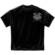 Patriotic American Carpenter T-Shirt