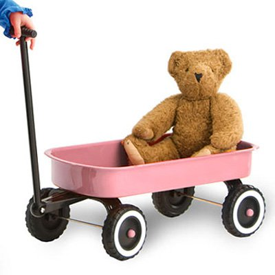 Morgan Cycle Retro Vintage Tot Kids Wagon