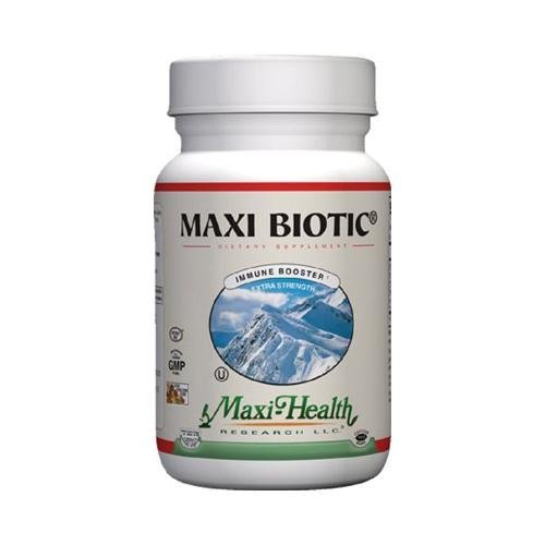 Max Health Maxi Biotic 450 - 90 Caps