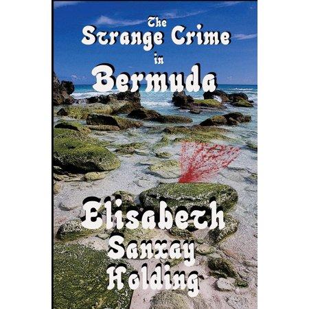 Strange Cover - The Strange Crime in Bermuda (Paperback)