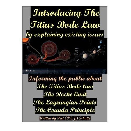Introducing the Titius Bode: Law