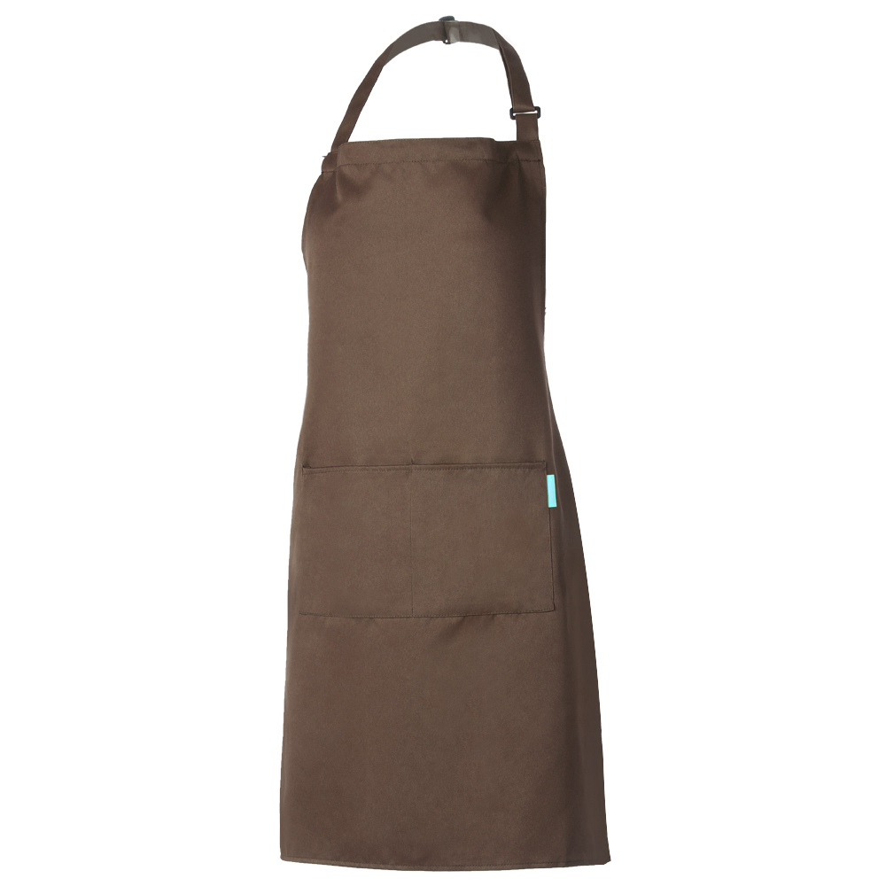 Details about  /Ambesonne No Fading Apron Bib Adjustable Neck for Gardening Cooking
