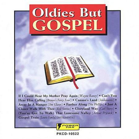 Oldies But Gospel / Various (CD)](Halloween Oldies Music)
