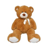 "Way to Celebrate 34"" Jumbo Plush Bear"