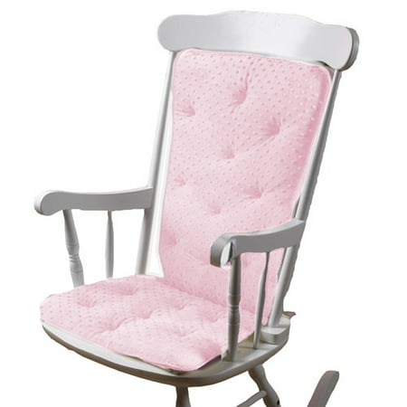 Baby Doll Bedding Heavenly Soft Rocking Chair Cushion