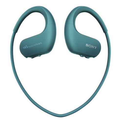 Audio Portatil Sony reproductor de música Digital Walkman de 4 GB NW-WS413 deportes (azul) + Sony en Veo y Compro