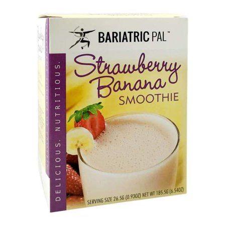 BariatricPal Protein Smoothie - Strawberry Banana