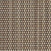 Keystone Fabrics UP77.78.55 84 x 96 in. Regal Cordless Outdoor Sun Shade with Hand Crank - Hazelnut
