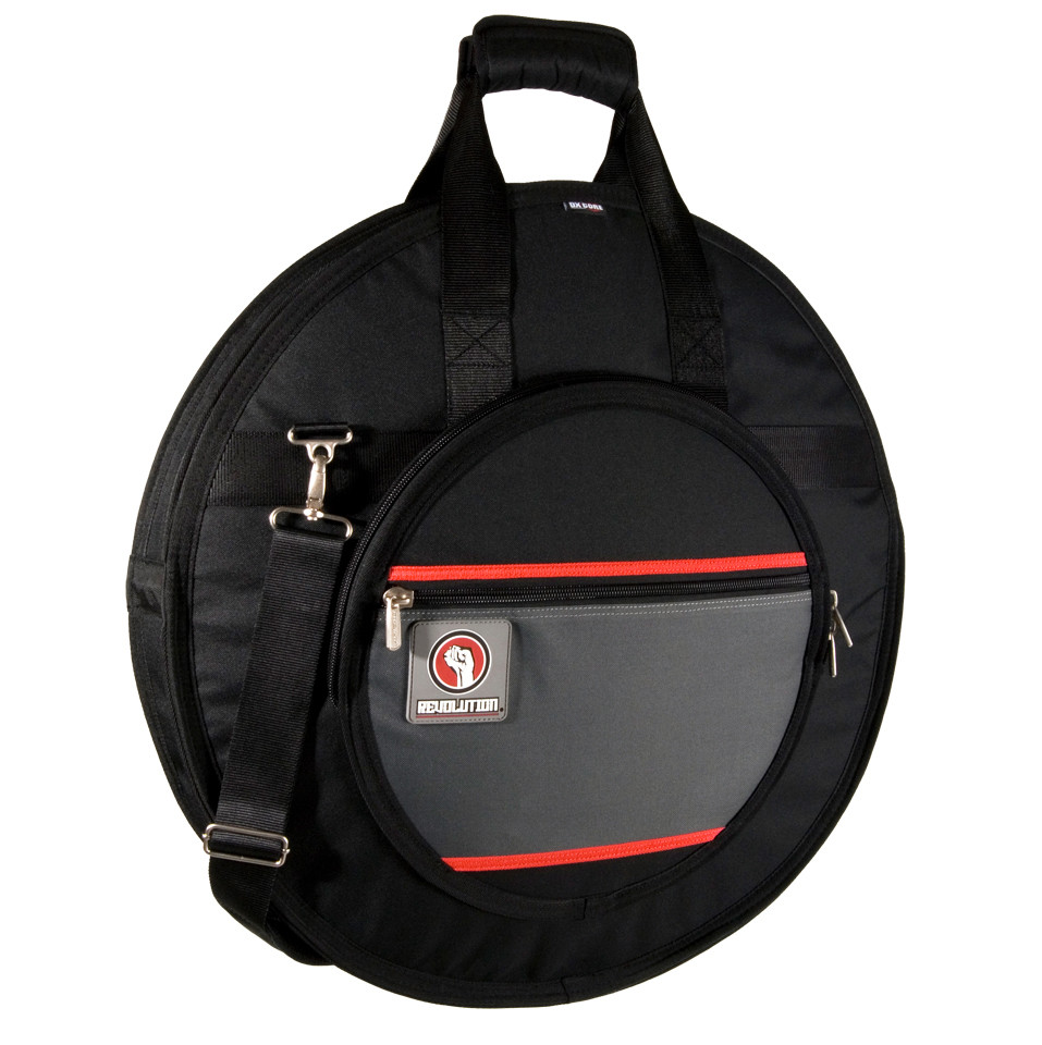 Ahead Armor Cases Deluxe Cymbal Case with Back Pack Straps