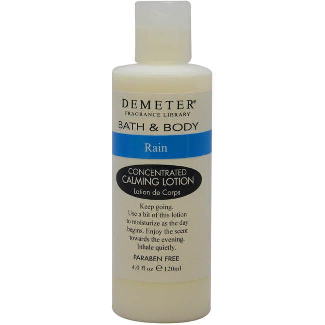 Demeter Rain Calming Lotion For Women 4 oz