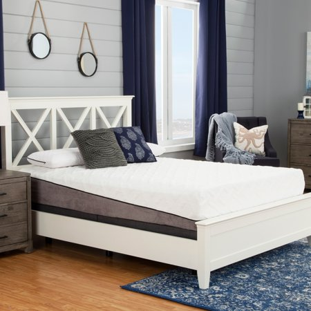sleep zone pacifica 12 inch california king size memory foam mattress - California King Memory Foam Mattress