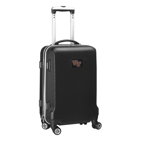 "Wake Forest Demon Deacons 21"" 8-Wheel Hardcase Spinner Carry-On - Black"