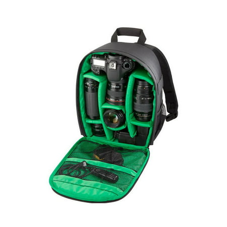 Color Lining Camera Backpack Bag Rain Cover Waterproof DSLR Case for Canon Nikon Sony - Sony Waterproof Camera Case