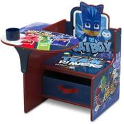 PJ Masks Chair Desk with Storage Bin by Delta Children