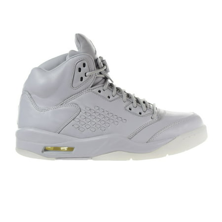 Jordan - Air Jordan 5 Retro Premium Men s Shoes Pure Platinum ... 375a54986