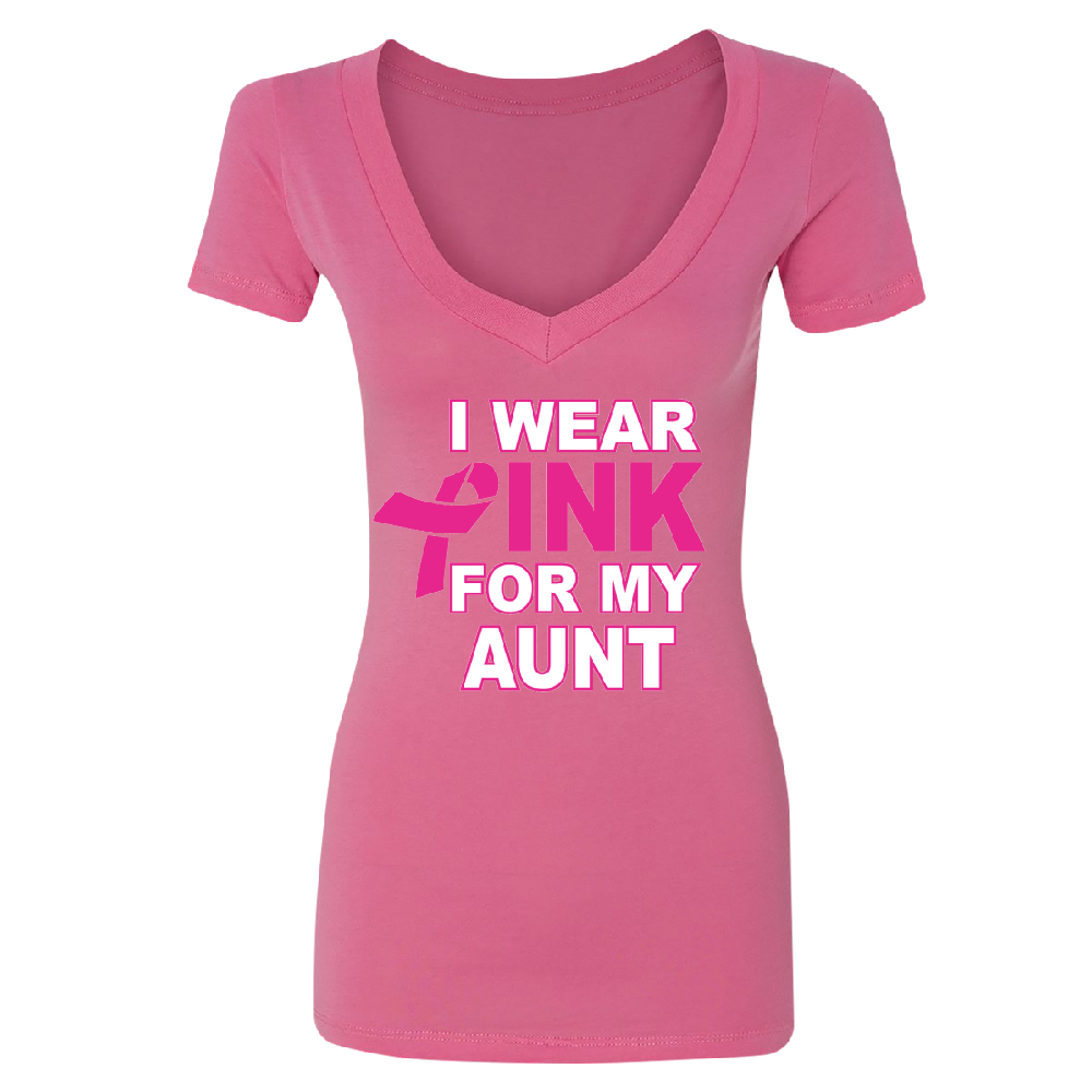 aunts large breasts my