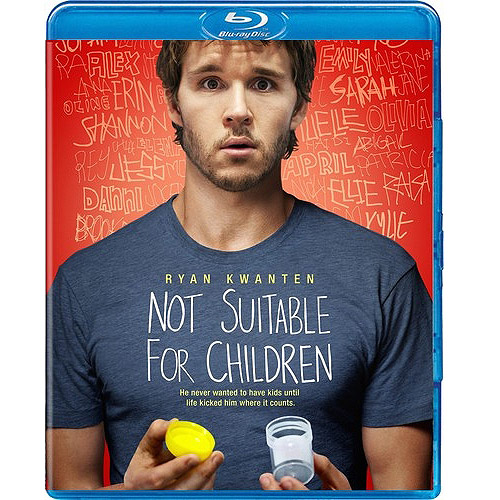 Not Suitable For Children (Blu-ray) (Widescreen)