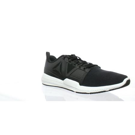Reebok Mens Hydrorush Tr Black/White Cross Training Shoes Size