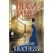 My American Duchess (Hardcover)