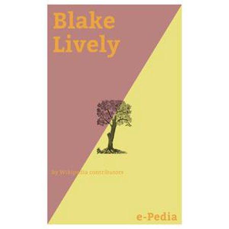Blake Lively Halloween (e-Pedia: Blake Lively - eBook)