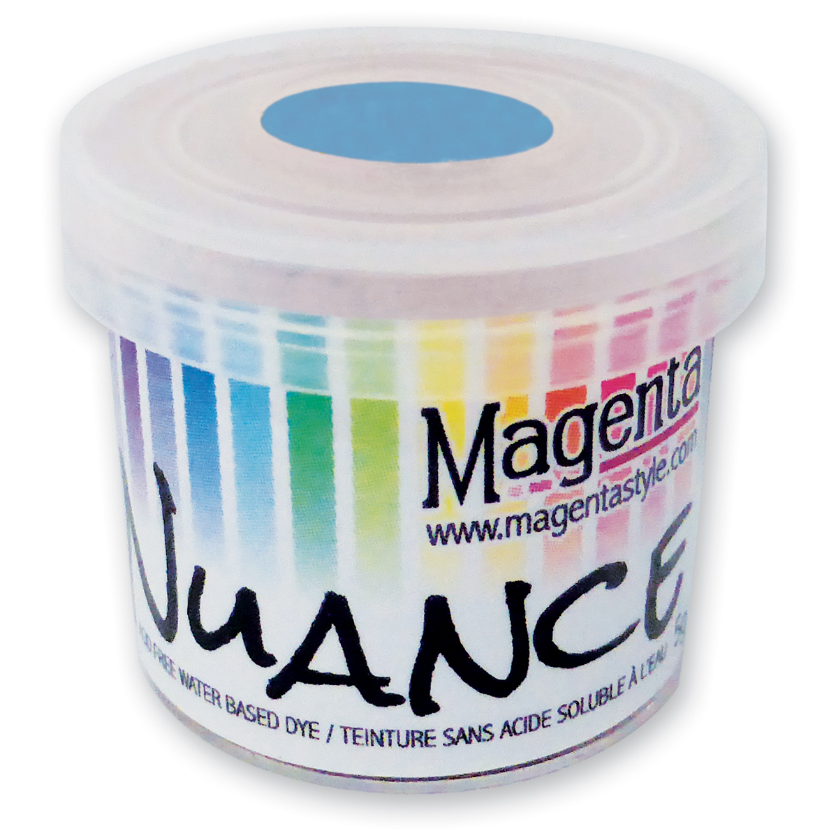Magenta Nuance Powdered Dye-Royal Blue