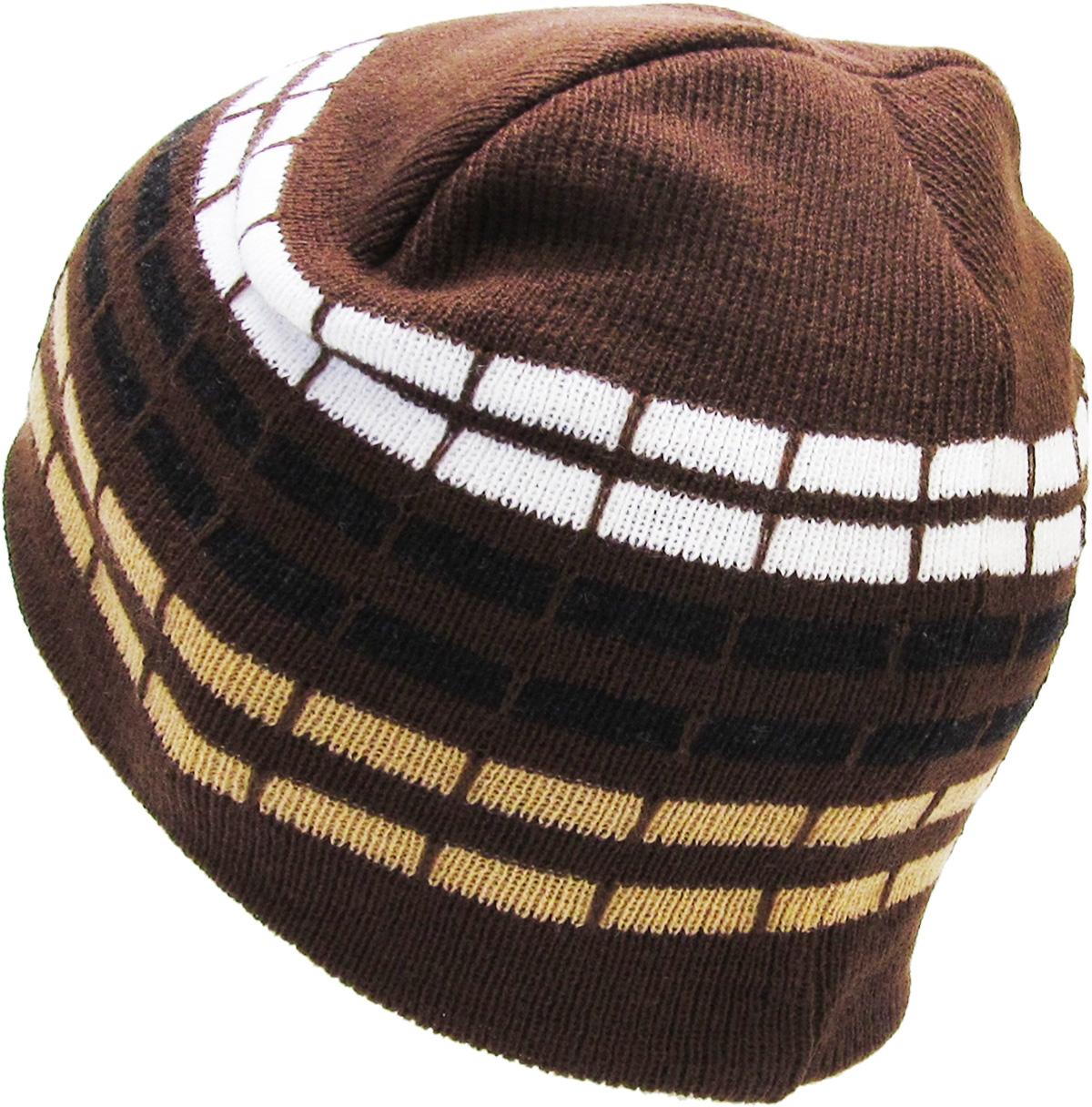 d5b0e8b134437 KBETHOS - Dark Gray Dotted Stripes Short Beanie Skull Cap Solid Color Men  Women Winter Ski Hat - Walmart.com