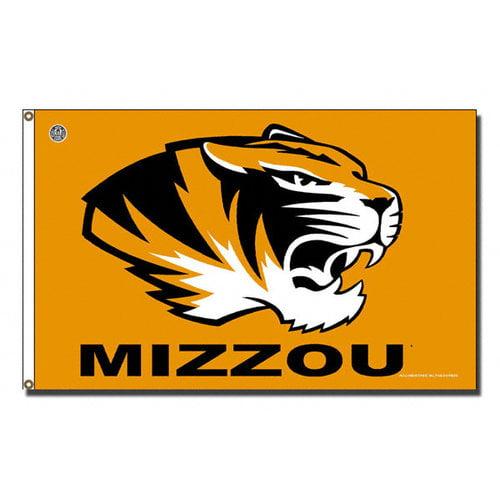 NCAA - Missouri Tigers 3x5 Banner Flag