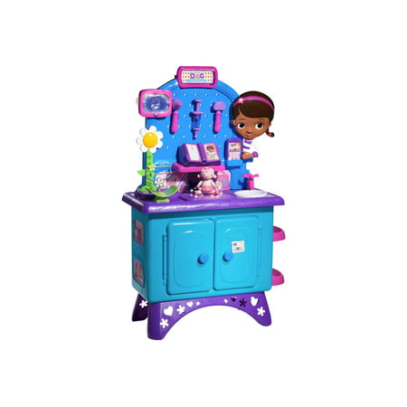 DOC MCSTUFFINS GET BETTER CHECKUP CENTER