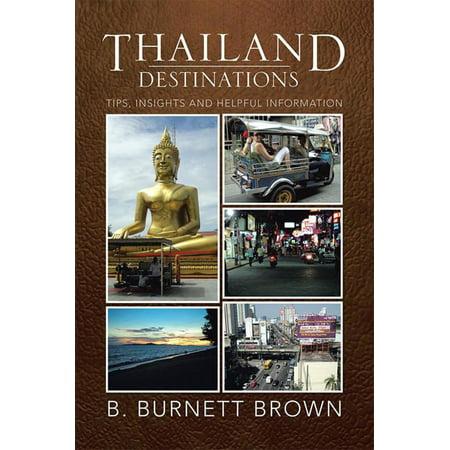 Thailand Destinations - eBook