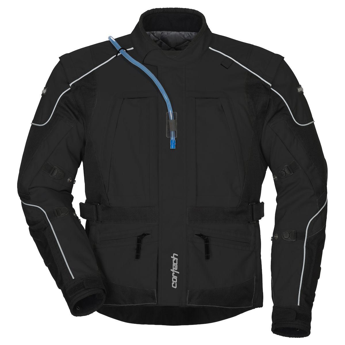Cortech Sequoia XC Mens Adventure Touring Jacket Black