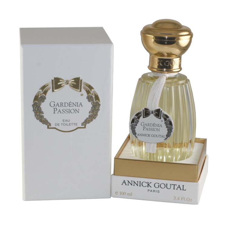 Gardenia Passion by Annick Goutal for Women - 3.4 oz EDT Spray