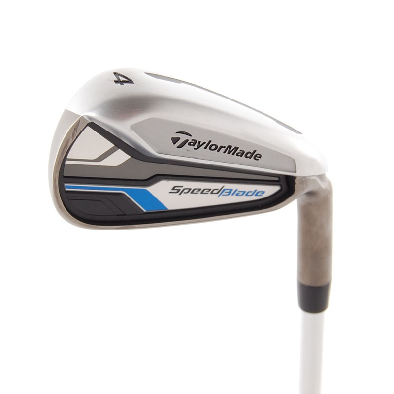 New TaylorMade SpeedBlade 4-Iron FST R-Flex Steel RH SpeedBlade