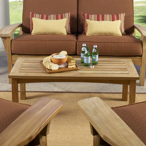 Douglas Nance Saybrooke Coffee Table by Douglas Nance
