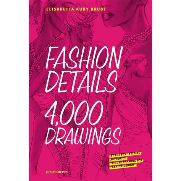 Fashion Details 4000 Drawings Walmart Com Walmart Com