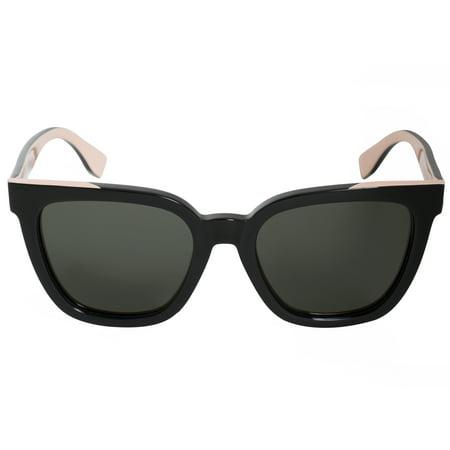 56ff635471 Fendi Square Sunglasses FF0121FS MG1 X1 53 - Walmart.com