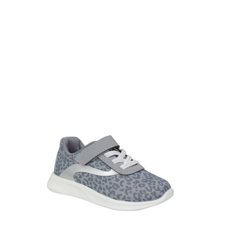 Jogging Shoes Review - Athletic Works Girls' Toddler Mesh Jogger