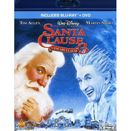 Santa Clause 3 [Blu-ray]