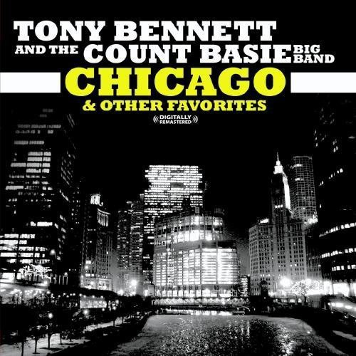 Tony Bennett & the Count Basie Big Band - Chicago & Other Favorites [CD]