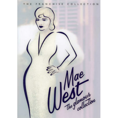 Mae West  The Glamour Collection