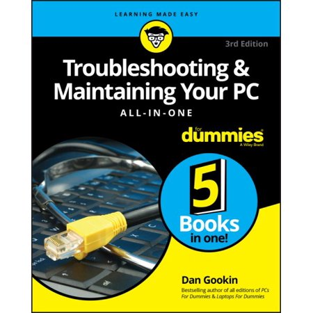 Troubleshooting   Maintaining Your Pc All In One For Dummies