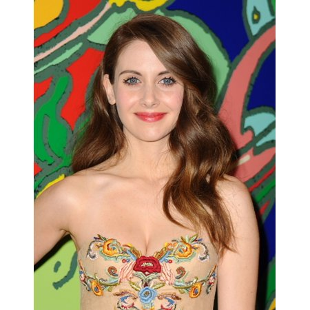 Alison Brie At Arrivals For Mad Men Season Seven Premiere On Amc Arclight Cinemas Los Angeles Ca April 2 2014 Photo By Dee CerconeEverett Collection Photo Print - The Edison Los Angeles Halloween